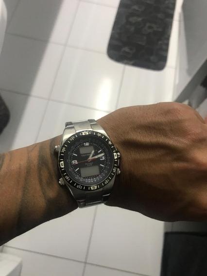 Relógio Technos T270.aa *bom Estado*