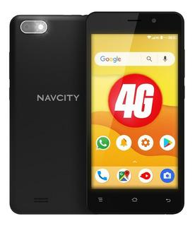 Celular Smartphone Np852 4g Tela 5 Capa + Película De Vidro