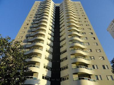 Apartamento Com 3 Dormitórios, 1 Suíte E 2 Vagas No Jardim Aquarius - Ap0857
