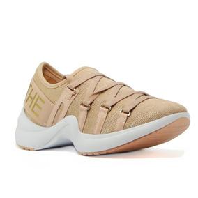 Tênis Ramarim Dad Chunky Sneaker Feminino 1875204 - Nude