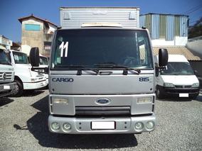 Ford Cargo 815 2010/2011 Baú Excelente Estado