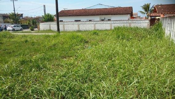 Terreno Lado Praia 322m² Em Itanhaém