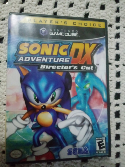 Sonic Adventure Director