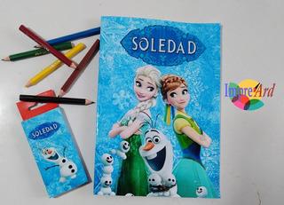 Libros Colorear Personalizado 15x21