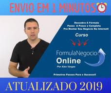 Formula Negocio Online 2019 (o Melhor Curso Atualizado)