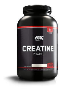 Creatina Powder - 300 Gramas - Optimum Nutrition