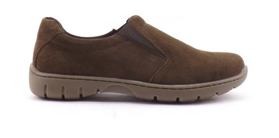 Zapatos Nautico Mocasín Hombre Gamuzados Nuevos Caballero