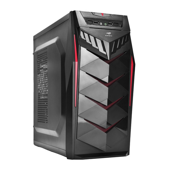 Pc Gamer Cpu Amd Ryzen 5 8gb 1tb Geforce Gtx 1050 Ti 4gb Pro