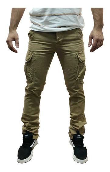 Pantalon Vox New Lulu Beige - La Isla