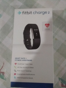 Pulseira Fitbit Charge 2 Large - Pouco Uso !!! Na Caixa !!!