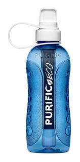 Squeeze Purific Com Filtro - 500 Ml - Combo 2 Un