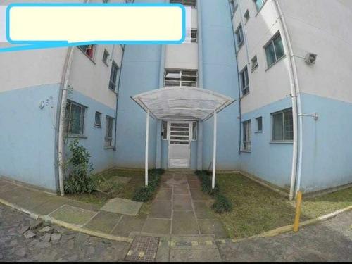 Imagem 1 de 12 de Apartamento Com 2 Dormitórios À Venda, 44 M² Por R$ 115.000 - Rubem Berta - Porto Alegre/rs - Ap0876
