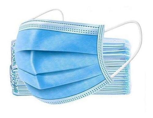 Caja X 100 Tapabocas Quirúrgicos 3 - Unidad a $299
