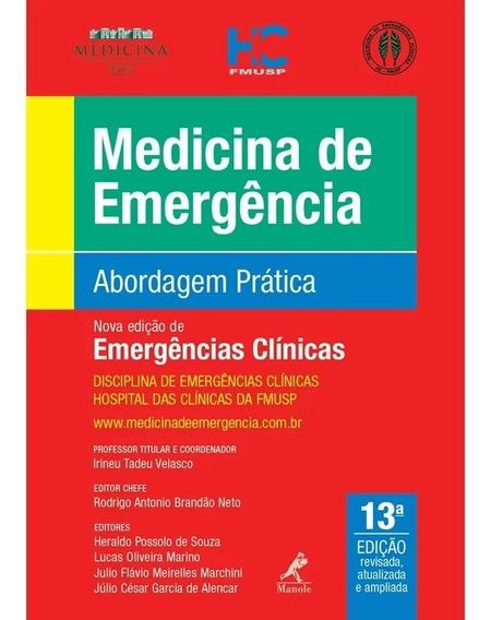 Medicina De Emergência Abordagem Prática 13ª Edição, 2019