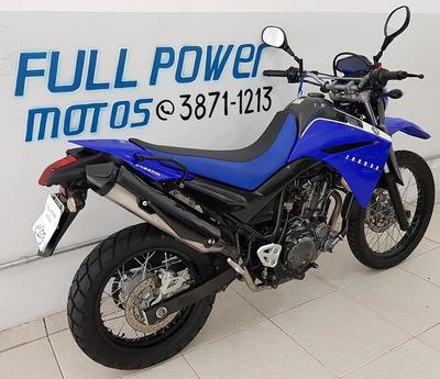 Yamaha Xt 660r Azul 2012/2012