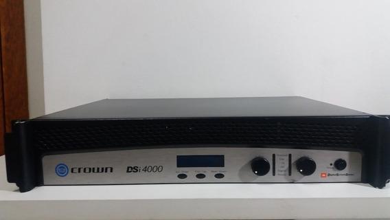 Amplificador Crown Dsi4000 Xti4000