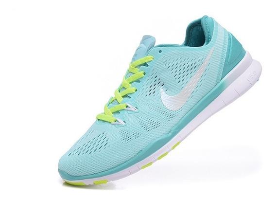 Oferta Zapatillas Mujer Nike Free 5.0 Tr Fit Brthe Us 5.5