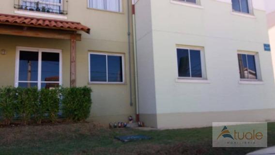 Apartamento Com 3 Dormitórios À Venda, 65 M² Por R$ 240.000 - Villa Flora Hortolandia - Hortolândia/sp - Ap5841