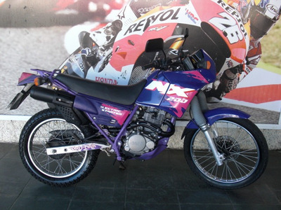 Honda Nx 200 1996 96 34000 Km Estudo Troca Segundo Dono