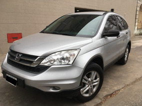 Honda Cr-v 2.4 Lx At 2wd (méxico)