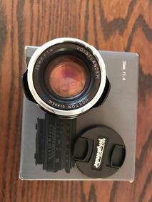 Voigtlander Nokton 35mm 1.4 Sc Leica