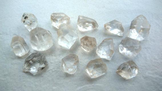 Pedra Preciosa Cristal Natural_1 Kg_