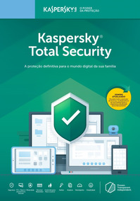 Kaspersky Total Security 1 Dispositivo 1 Ano Download