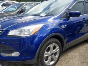 Ford Escape Se Ecoboost Awd Azul 2013