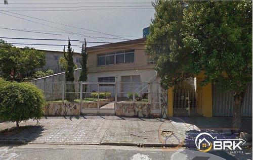 Sobrado Com 3 Dormitórios À Venda Por R$ 1.100.000,00 - Vila Matilde - São Paulo/sp - So0126