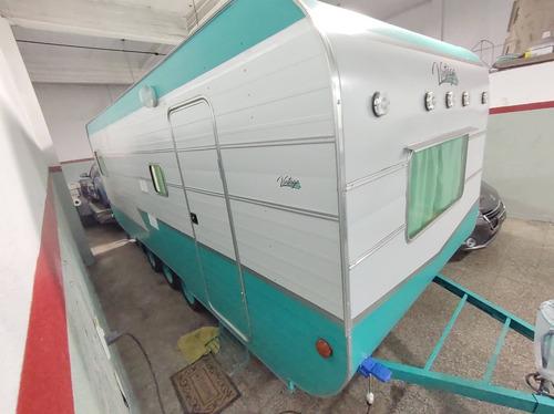 Casa Rodante Motorhome Linea 620 Vintage Camper