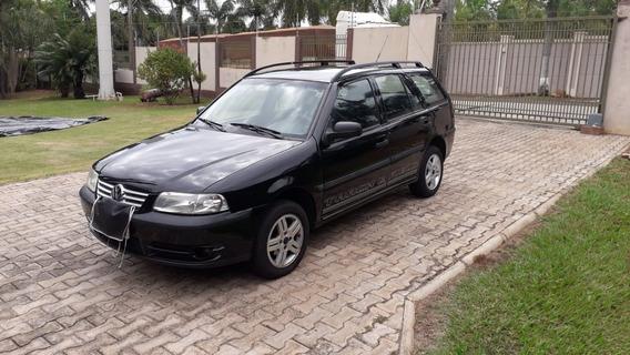 Volkswagen Parati 1.6 City Total Flex 5p 2004
