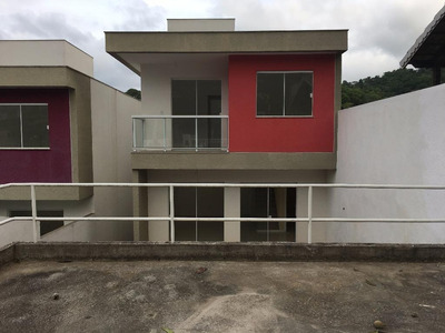 Casa Em Pendotiba, Niterói/rj De 100m² 3 Quartos À Venda Por R$ 520.000,00 - Ca198745