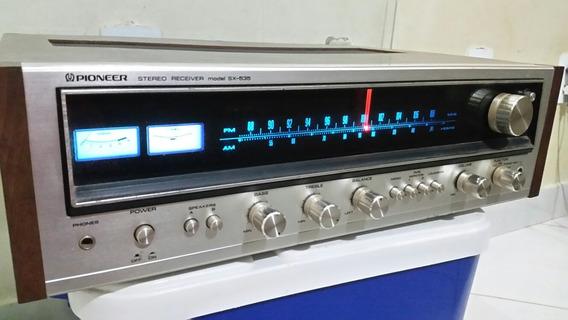 Receiver Pioneer Sx-535 Todo Original