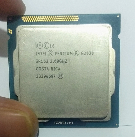 Processador Pentium G2030 Lga1155 3.0ghz