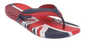 Sandalias Para Caballero Bandera De Inglaterra Fc-1611