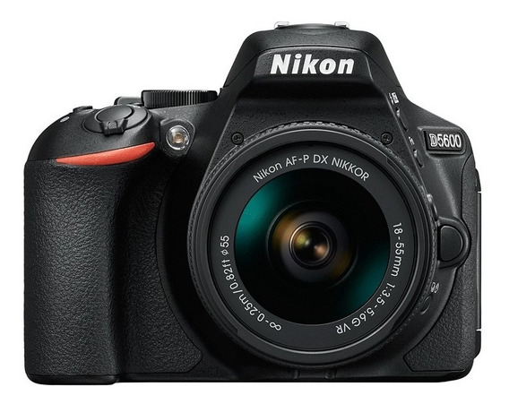 Nikon D5600 Kit 18 55 - Garantia 12 Meses
