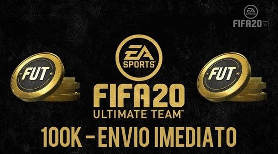 100k De Coins Fifa Ultimate Team Ps4 (cobrimos Os 5% Da Ea)