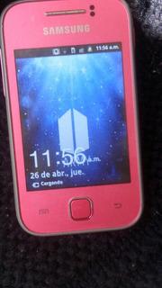 Celular Samsung Galaxy Young.