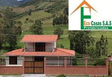 Casas Prefabricadas De Primer Y Segundo Nivel, Villavicencio