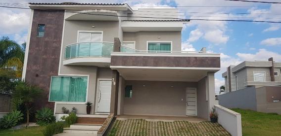 Sobrado Com 4 Dormitórios À Venda, 280 M² Por R$ 1.250.000 - Residencial Imigrantes - Nova Odessa/sp - So0309