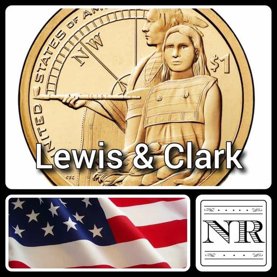 Nativa Americana - 2014 - Lewis & Clark - Eeuu Sacagawea