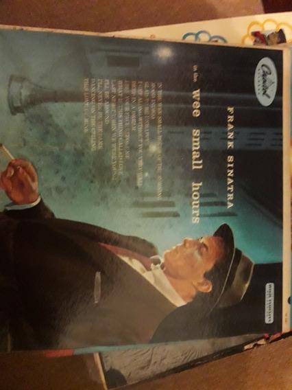 Disco Vinilo Importado Frank Sinatra