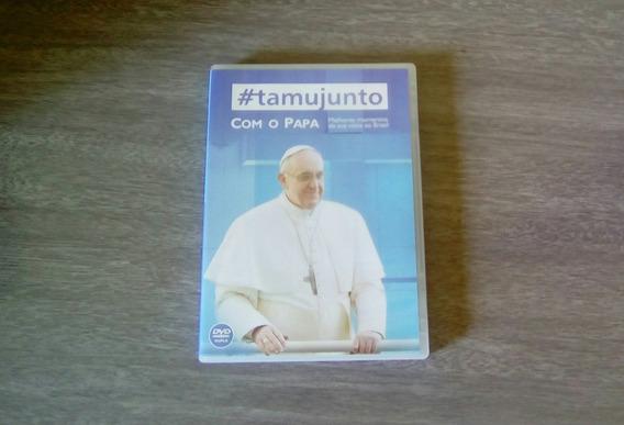 Dvd #tamujunto Com O Papa