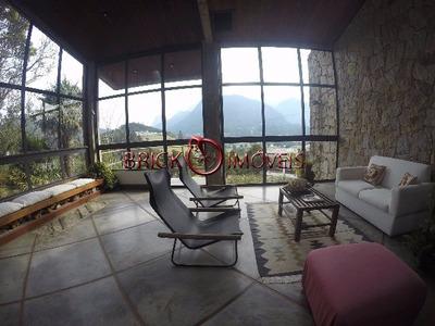 Maravilha Casa 4 Quartos No Comary Próximo Ao Lago - Ca00025 - 3467416