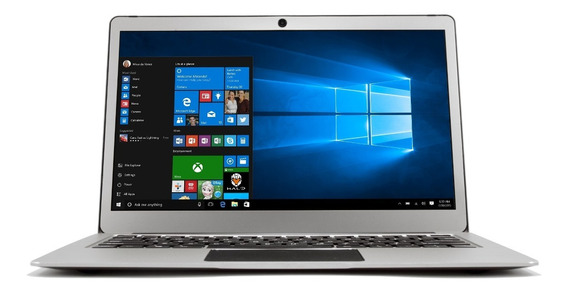Notebook Intel Celeron N3350 13 2gb 32gb Prata Windows 10