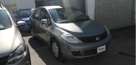 Nissan Tiida 4p Sedán Drive L4/1.6 Man