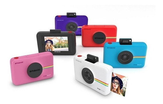 Câmera Instantânea Polaroid Snap 10mp Fotos 2 X 3 (n Touch)