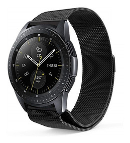 Pulseira Samsung Galaxy Watch 42mm Metal Milanesa + Película