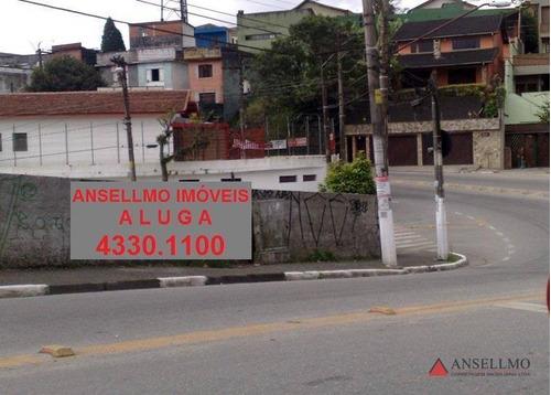 Imagem 1 de 3 de Terreno À Venda, 505 M² Por R$ 680.000,00 - Riacho Grande - São Bernardo Do Campo/sp - Te0008