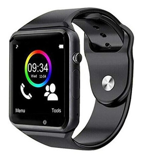 Relógio Smart Watch Original A1 C/chip Bluetooth Ios/android